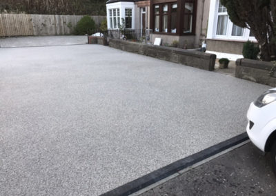 Asquith street Resin Driveway
