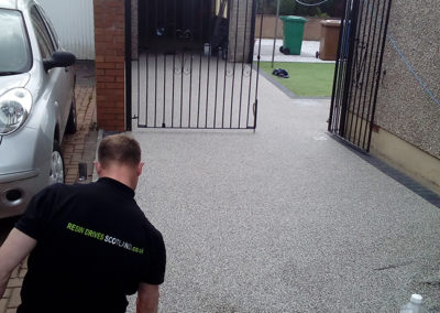 Resin Drive and landscaping Kirkcaldy